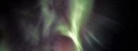 Northern lights! - Energy from out of space pouring in